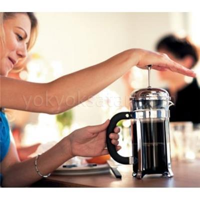 French Press Kahve Makinesi 350 ml